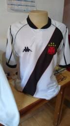 Camisa Vasco Kappa 1999 - Rio São Paulo