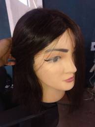 Cabelo feminino #cabelo humano
