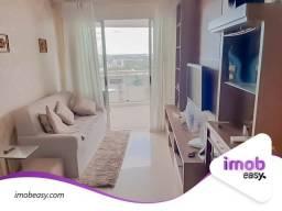 Apartamento c/ 3 Quartos - Salvador Dali Residencial