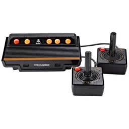 Console Retro Atari Flashback 8 Classic Game com 105 Jogos-12 vezes sem juros