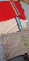 Título do anúncio: 3 camisas por $100