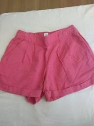 Short rosa GAP
