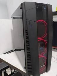 I7 3930k, 16GB, SSD 720GB, CX550, RX570 4GB