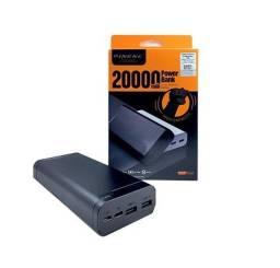 Carregador Portátil Power Bank 20000 Mah PN-932