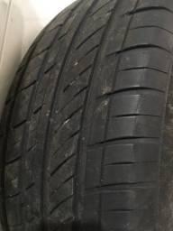 Título do anúncio: Jogo de rodas 20 CAMINHONETE com pneus