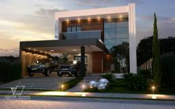 Luxuosa Casa com piscina no Jardins do lago 4 suites
