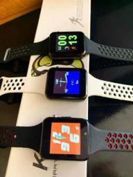 Smartwatch relógio inteligente K1 Bluetooth ?