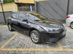 Toyota corolla 2019 gli com gnv. Entrada de 10mil + 48x 1.599