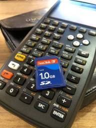 Calculadora HP 50 g - Parcelo em 3 x no cartão de crédito
