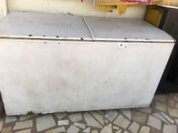 Grade para distribuidora e freezer horizontal