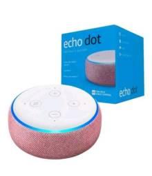 Echo Dot Amazon 3a geração/ Alexa