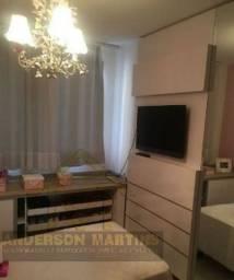 Cobertura 3 quartos na Praia da Costa com linda vista Cód. 8415AM