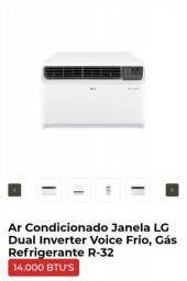 ar condicionado janela inverter 14000 btus