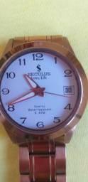 Relógio analógico da Secullus