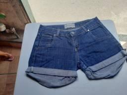 Lote de bermudas jeans