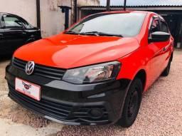 VW - Voyage Trendline 1.6 Completo + GNV