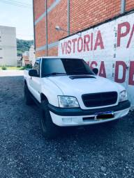 S10 2008 4x4 3 lugares