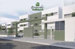 Residencial Engenho Planalto, Abreu e Lima com 47m² 2 qtos, doc grátis, super facilitado