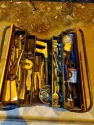 Vendo caixa completa de ferramentas