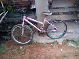Bicicleta média varão baixo