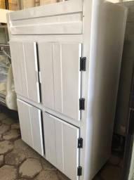 Geladeira comercial 4 portas Branca | Matheus