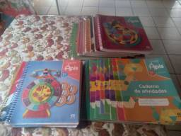 Coleção completa de livros do 1°ano