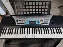 Teclado Yamaha PSR-170 - Capa e Caixa Inclusas