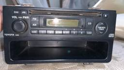 Rádio corolla ORIGINAL MP3 2007