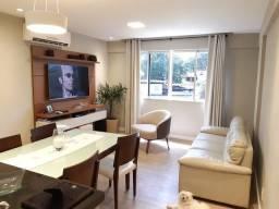 Apartamento à venda na Federação, com 2 suítes, nascente total, armários, uma garagem