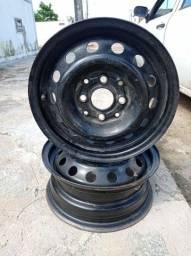 Roda de ferro aro 13 Vw