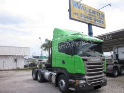 Scania R 440 Opticruise Trucado 6x2 - 2014