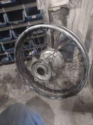 Roda traseira bros