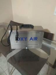 Máquina geradora de ozônio