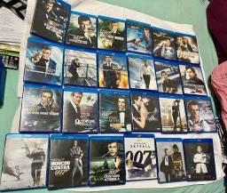 Blu Ray Coleção: 007! Originais