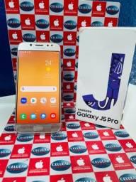 Vendo Samsung J5 Pro 32GB Usado Com Garantia De Loja
