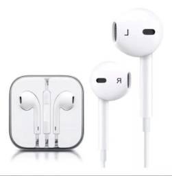Fone De Ouvido Celular p2 Apple Iphone Android 4 5 6 6s E Ipad 2 3 4 Fone P2