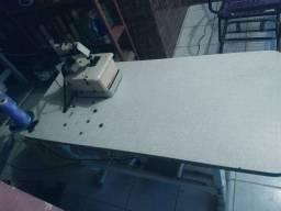 Maquina de costura galoneira semi industrial