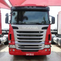 Scania R440 - 2013/13 - 8x2 I Com 4° eixo direcional (BAP 2615)
