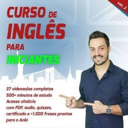 curso de inglês completo, do nível iniciante