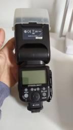 Vendo flash para câmeras Canon