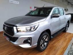 Toyota Hilux Cabine Dupla SRX 2.8 Diesel 4X4 Automática 2018/2019