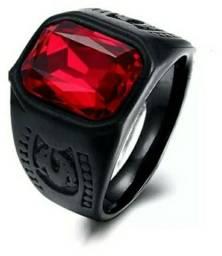 anel masculino luxo viking