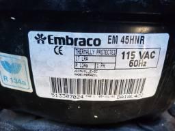 Motor compressor de geladeira, Embraco