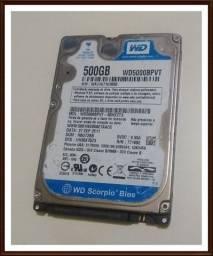 HD 500GB Western Digital Blue