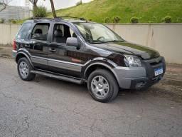 Ford Ecosport 2007 1.6 Flex Completa + Couro