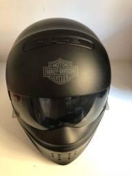 Capacete Harley Top de linha!