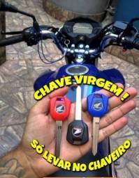 Hondas, chaves para moto Honda.