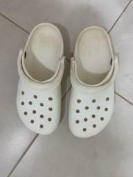 Crocs branco