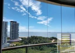 Apartamento Na Praia de São Marcos ,156m² ,Vista Mar ,3 Suítes ,Moveis Projetado