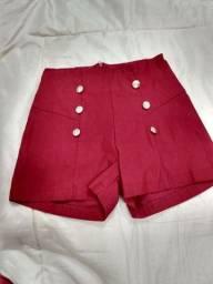 Shorts de ótima qualidade novo leia anincio